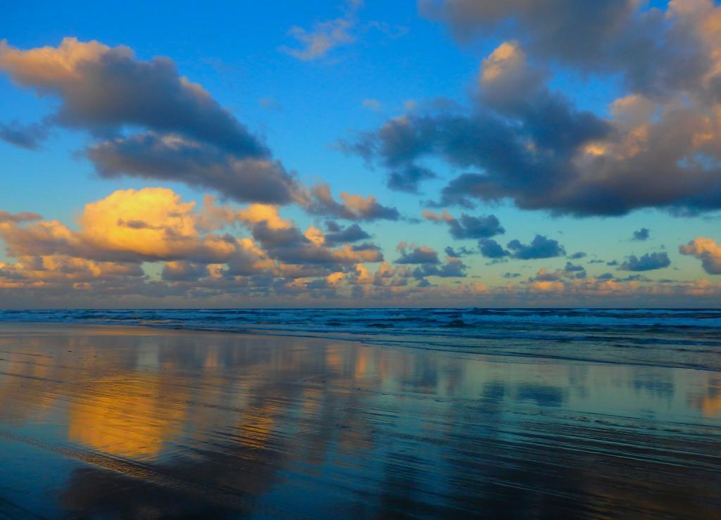 75 Mile Beach sunset