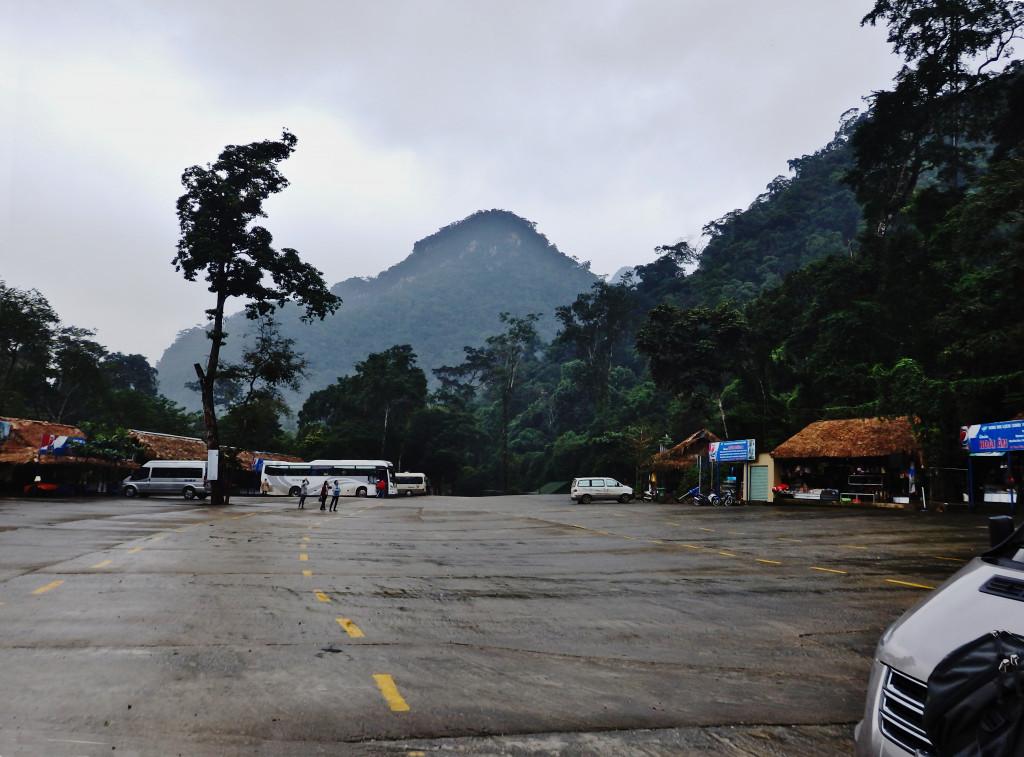 Phong Nha Ke Bang Nationalpark Eingang