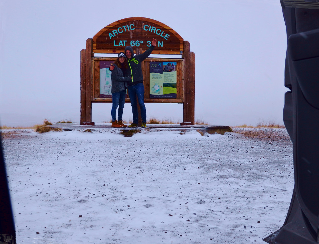Arctic Circle Dempster Highway