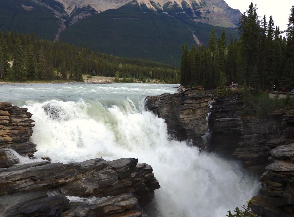 Athabasca Falls Kanada