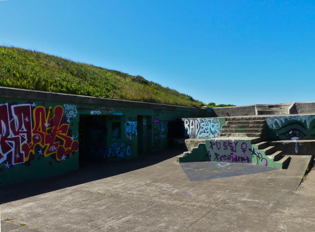 Battery Alexander San Francisco Marin Headlands