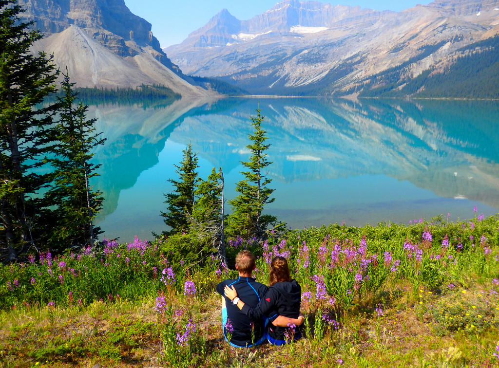 Bow Lake Icefields Parkway