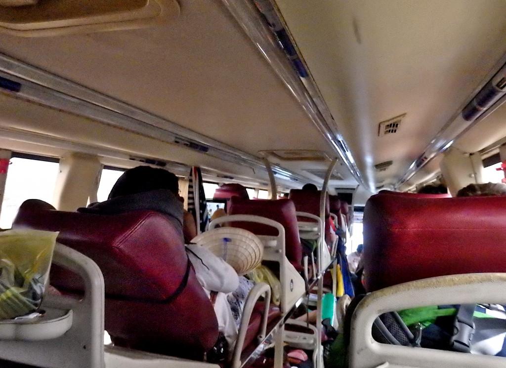 Busfahrt Vietnam