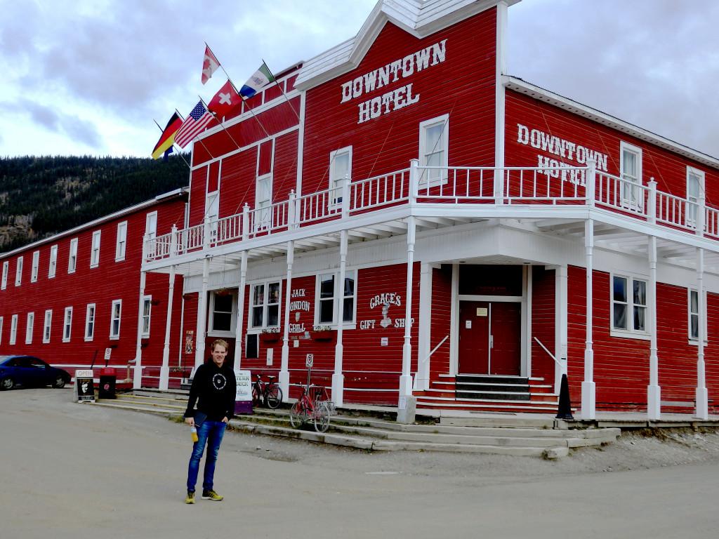 Downtown Hotel Dawson City