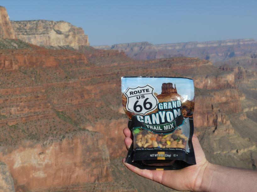Grand Canyon Trail Mix