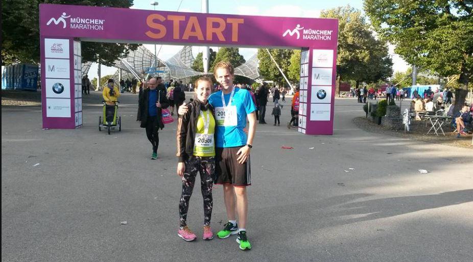 Laufen, Halbmarathon München
