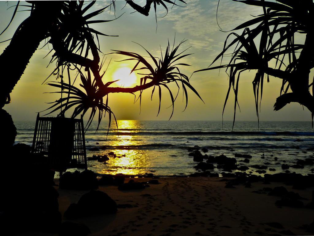 Koh Lanta schönsten Inseln Thailand Strand sunset
