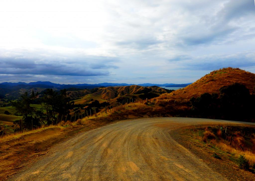Landschaft Neuseeland Wildcampen