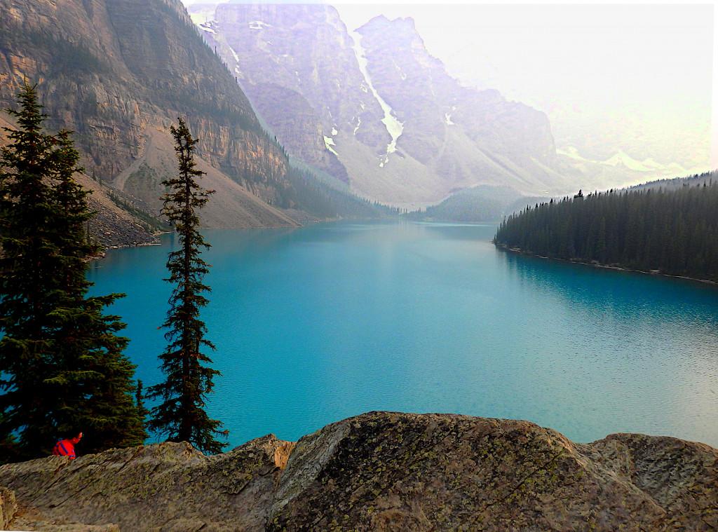 Moraine Lake Kanada