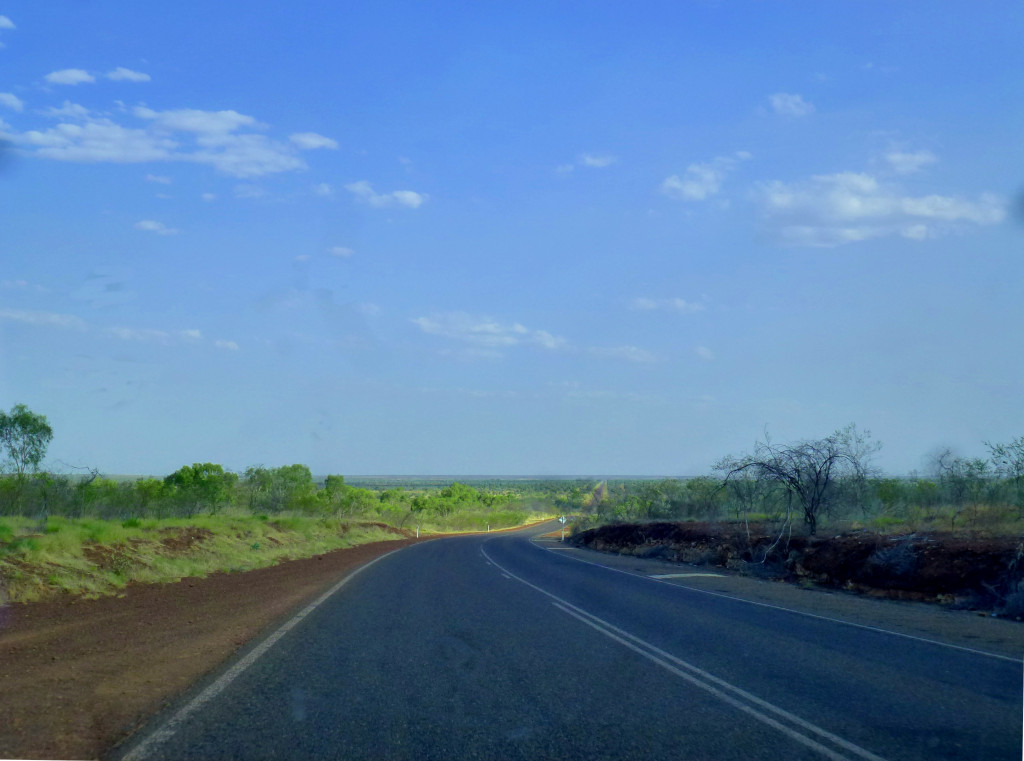 Outback Australien Highway