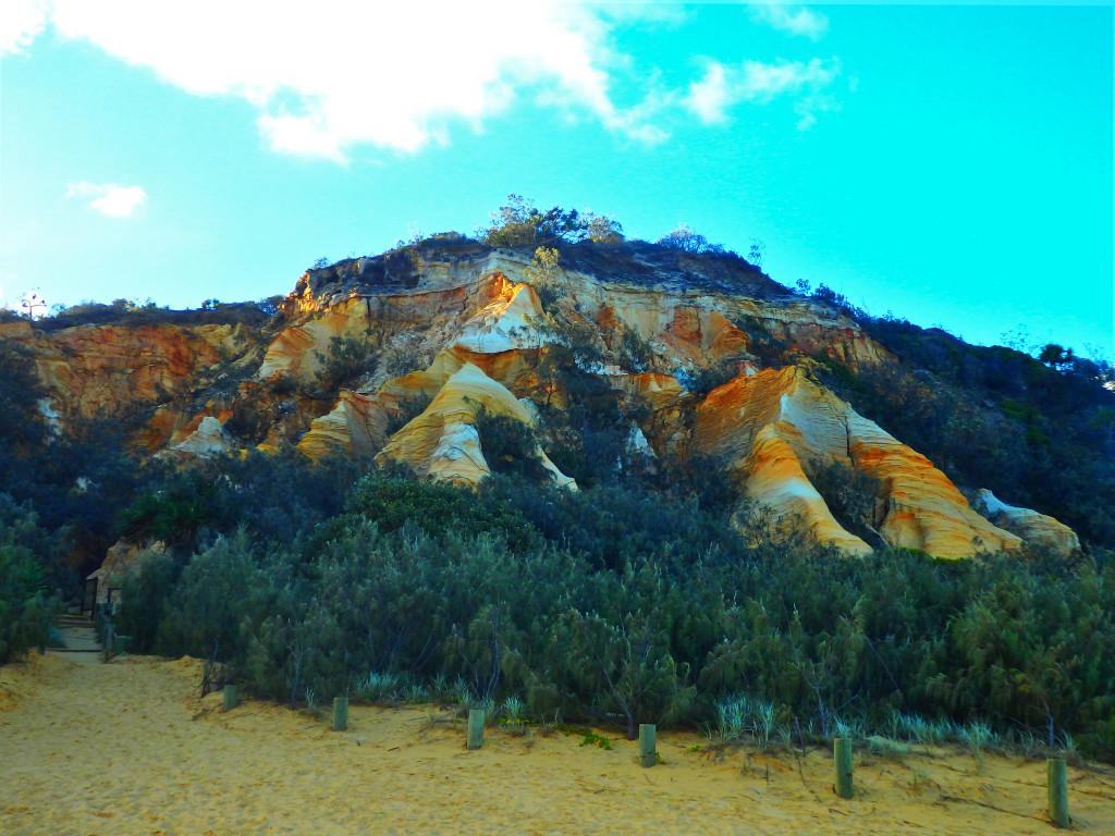 The Pinnacles Fraser Island