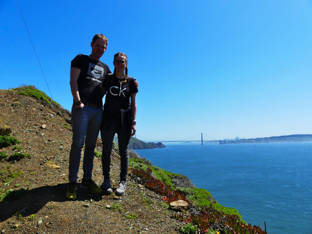 Point Bonita Lighthouse Golden Gate Bridge