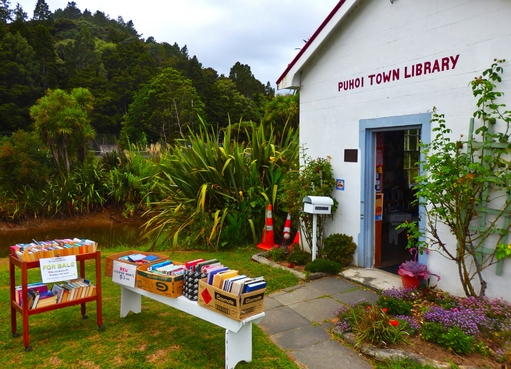 Library Puhoi
