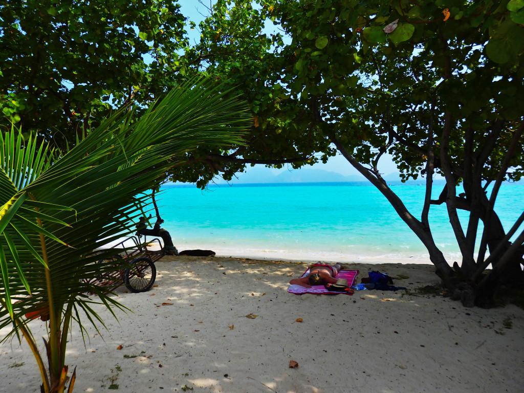 Reisezeit Thailand Inseln