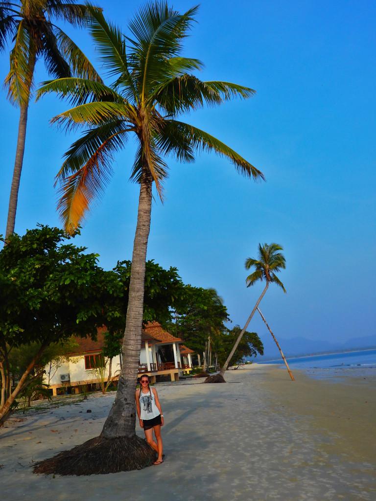 Sivalai Beach Koh Muk schönste Inseln Thailand