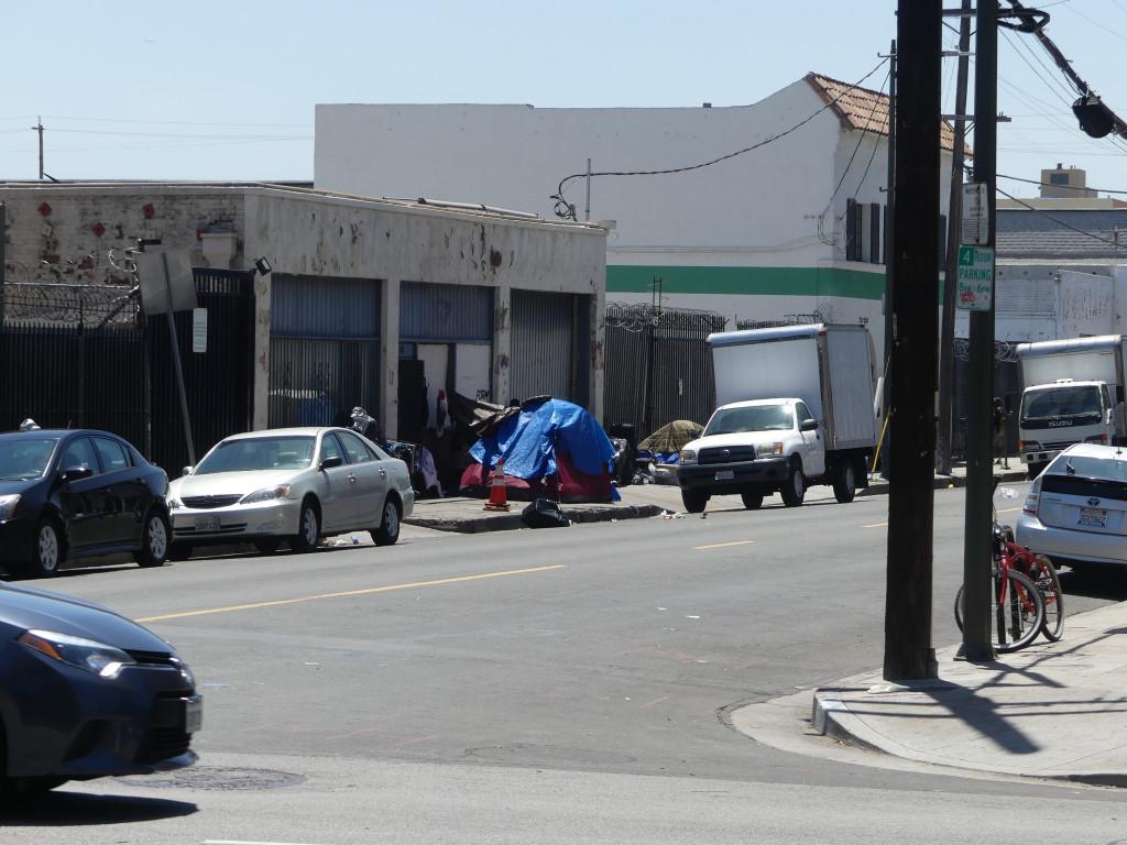 Wahrheit Los Angeles schlechte Viertel