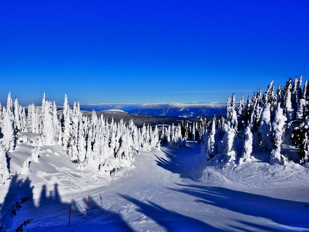 Skigebiet Sun Peaks Kanada