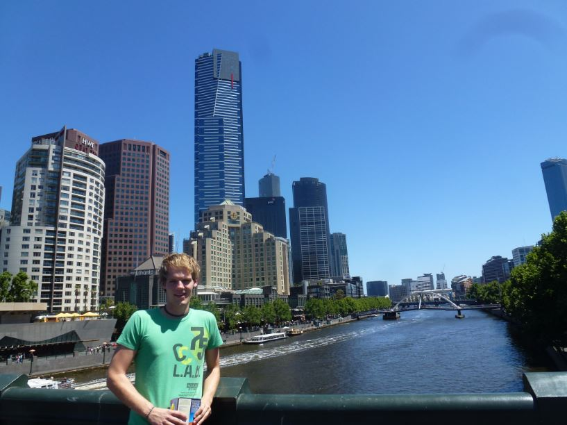 Southbank und Casino Melbourne
