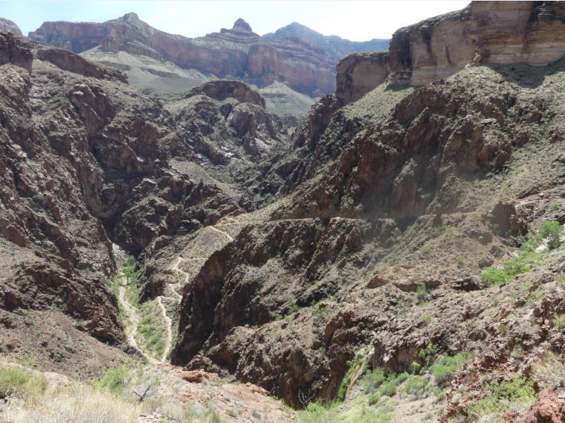 Tageswanderung Grand Canyon