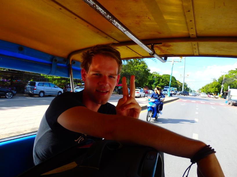 TukTuk Ayutthaya