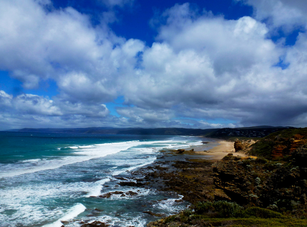 Great Ocean Road Aussicht