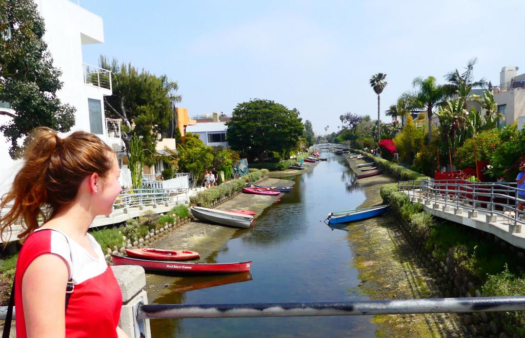 Venice Canals Wahrheit Los Angeles