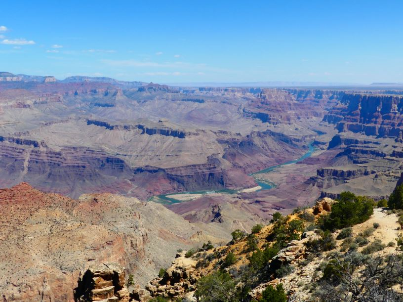 viewpoint Grand Canyon South Rim
