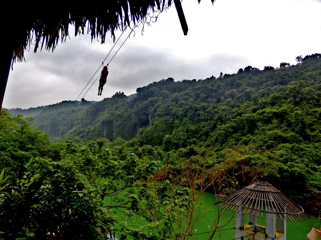 Ziplining Phong Nha Ke Bang