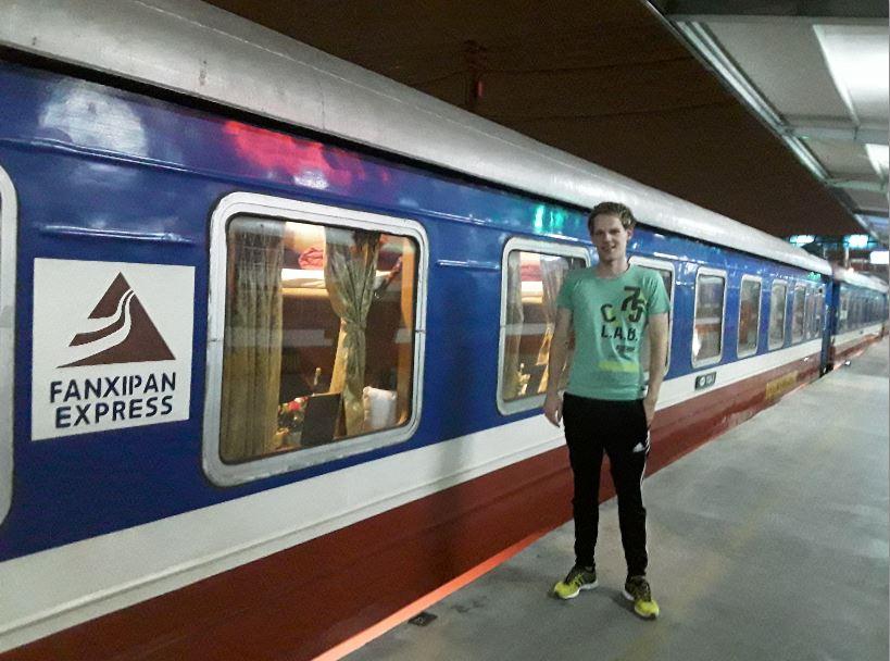 Nachtzug Hanoi Sapa Trekking